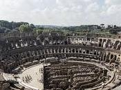 Colosseo finisce meravigliare. Dall'attico vista incredibile