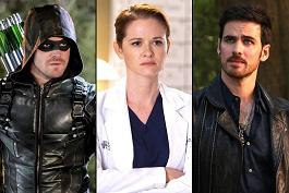 SPOILER su Arrow, Grey's Anatomy, Once Upon A Time, Brooklyn 99, Legends, Scandal, The Blacklist e HTGAWM