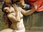 Dietro pittura rabbia fierezza Artemisia Gentileschi