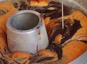Ciambellone Marmorizzato Limone Cacao