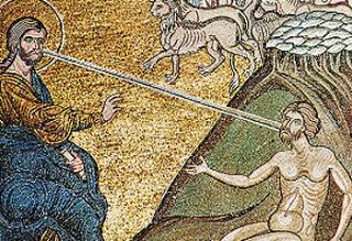 Il racconto della creazione dell 39 uomo paperblog - Armatura dell immagine del dio ...