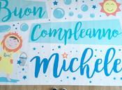 PARTY DECOR: vestito leoncino tante bolle sapone festa compleanno Michele