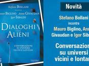 Dialoghi Alieni: conversazioni Bollani, Biglino, Givaudan Sibaldi sugli universi lontani...