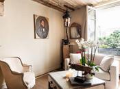 romantico appartamento Parigi