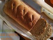 Treccia pane integrale pepe nero semi papavero