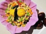 Autunno tempo Minestre Oggi cuciniamo Minestra Saporita Legumi Castagne