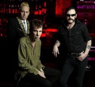 Motorhead - Lemmy nuovo album con il side project Head Cat