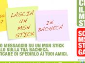 Stick colorare post-it bacheche Facebook tuoi amici