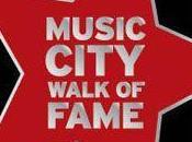 nuove stelle sulla Walk Fame Nashville