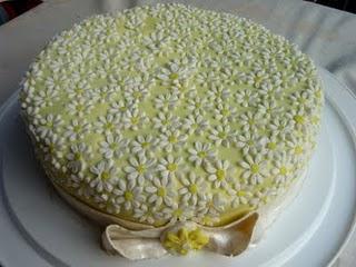 Torta Al Limone Decorata Paperblog