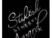 Stylish Blogger Award, Grazie!