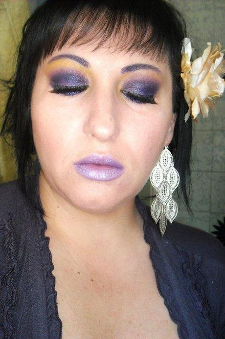 Violet Touch Make Up