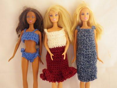 Vestiti Per La Barbie Alluncinetto Paperblog