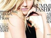 Cover Girl// Cameron Diaz Elle