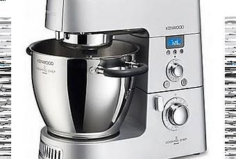 Un nuovo aiuto in cucina kenwood cooking chef paperblog - Aiuto in cucina ...