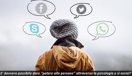 Tecniche psicologiche nei social: intervista a Carlo Balestriere… il ragazzo da 1 milione e mezzo di fan!