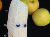Mummie frutta: un'idea mostruosa Halloween!