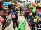 course Grau, Menorca: Spanish improving!