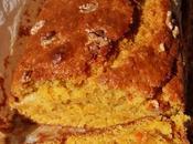 Vegan Carrot Plumcake