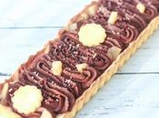 Crostata pere cioccolato