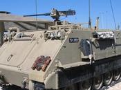 Marocco arrivati Casablanca carri armati M113