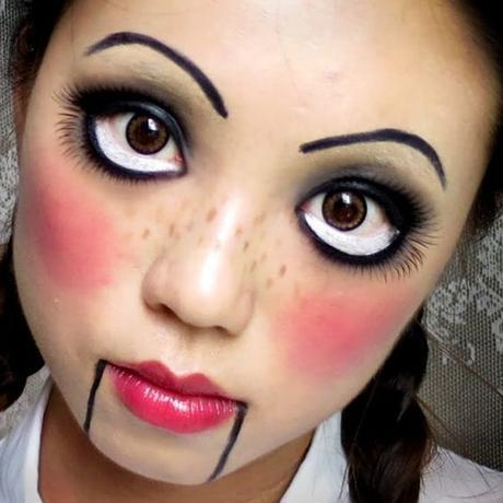 Halloween Make Up: quattro idee da realizzare con i prodotti di tutti i giorni 7