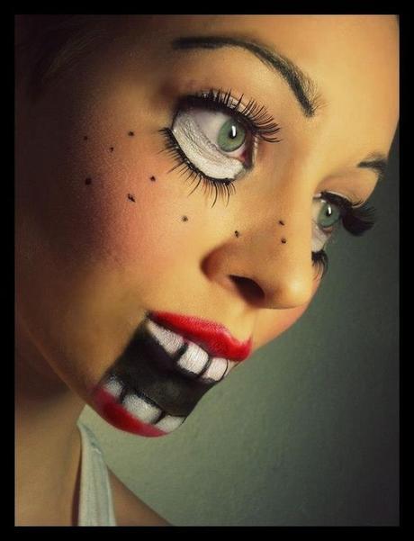 Halloween Make Up: quattro idee da realizzare con i prodotti di tutti i giorni 6
