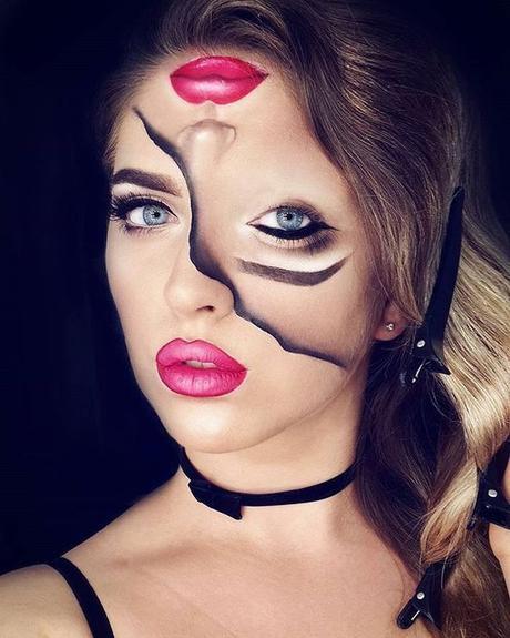 Halloween Make Up: quattro idee da realizzare con i prodotti di tutti i giorni 10