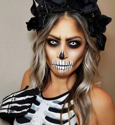 Halloween Make Up: quattro idee da realizzare con i prodotti di tutti i giorni 4