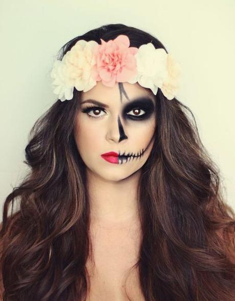 Halloween Make Up: quattro idee da realizzare con i prodotti di tutti i giorni 5