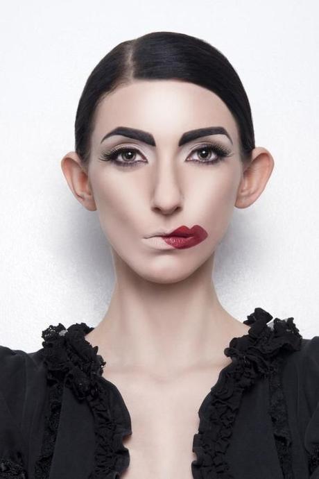 Halloween Make Up: quattro idee da realizzare con i prodotti di tutti i giorni 9