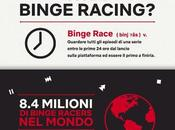 "Netflix: Italia posto nella classifica ""binge racers"""