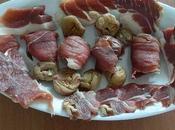 Bocconcini castagne crudo