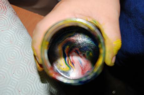 Esperimenti: un piccolo cosmo in una bottiglia