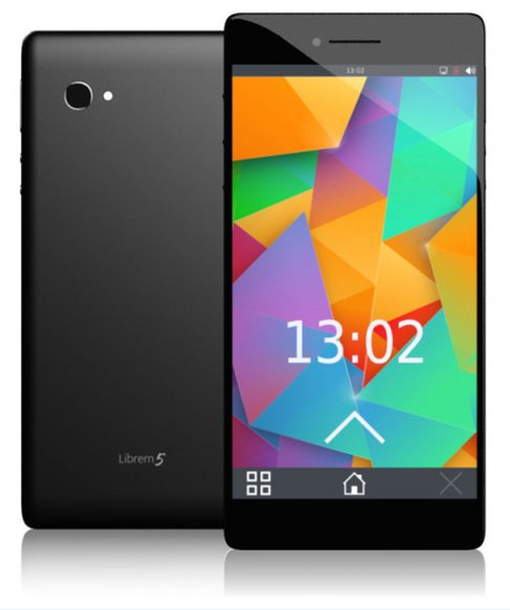 nuovo smartphone Linux
