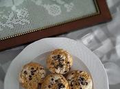 Muffin Chia, Cocco Rape' Cioccolato Fondente (Senza Uova Senza Lattosio)