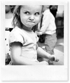 bimba arrabbiata