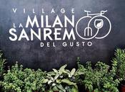 "sanremo village milano gusto"" #msrgusto"