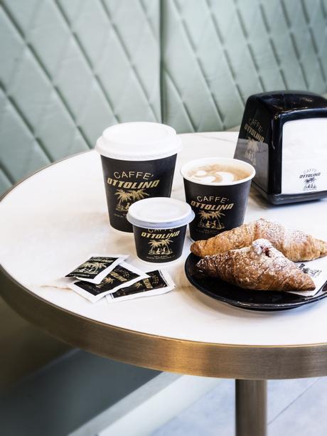 Ottolina: il caffè di qualità diventa anche concept store