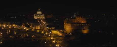 007 spectre roma