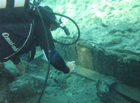 Ischia, scoperte nella baia di Cartaromana rovine risalenti all'antica Roma