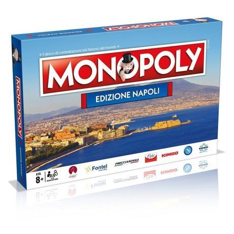Monopoly Napoli, svelata la via scelta come prima casella del tabellone