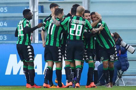 L'anno scorso il Sassuolo frenò il Napoli: i due pareggi pesarono negativamente