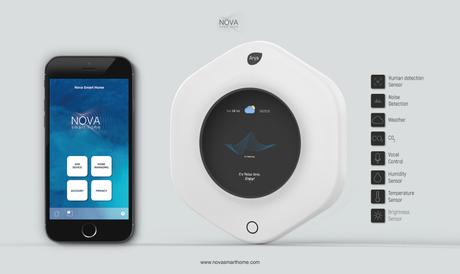 Emergenza inquinamento: Nova Smart Home, startup nell'I3P per monitorare parametri ambientali