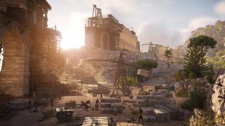 Come si comporta Assassin's Creed Origins su Xbox One X? - Speciale - Xbox One