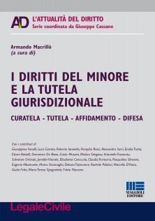 MACRILLO' ARMANDO (a cura di), I diritti del minore e la tutela giurisdizionale. Curatela, tutela, affidamento, difesa. Maggioli editore, 2015