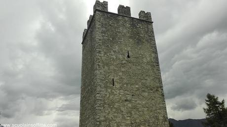 Castello di Vezio e i fantasmi