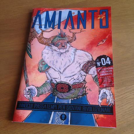 Amianto: le novità di Lucca Comics