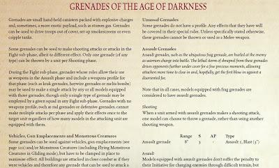 The Horus Heresy - Age of Darkness Rulebook: anteprime da Twitch