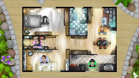 [CS] The Deadline, la prima Visual Novel scritta da autori italiani
